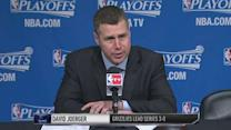 Grizzlies on Game 3 Victory