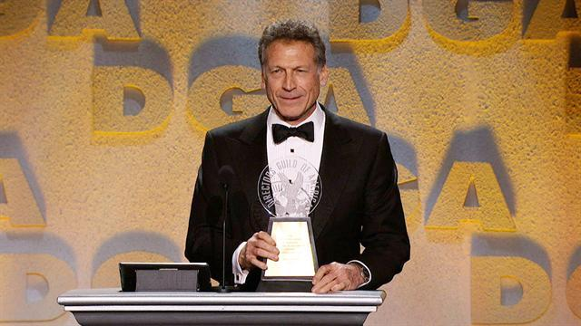 Eric Shapiro receives DGA lifetime achievement award