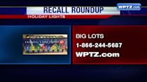 Recall Roundup for August 1, 2013