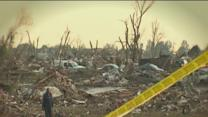 Marla Carter reports from Moore