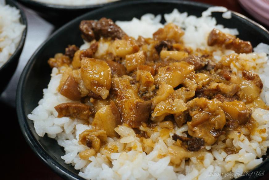 小頭雞魯飯,內湖魯肉飯推薦,內湖雞魯飯,內湖737巷美食小吃,內湖737必吃,內湖滷肉飯