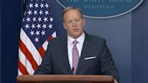 Sean Spicer Says 'Our Intention Is Never to Lie'