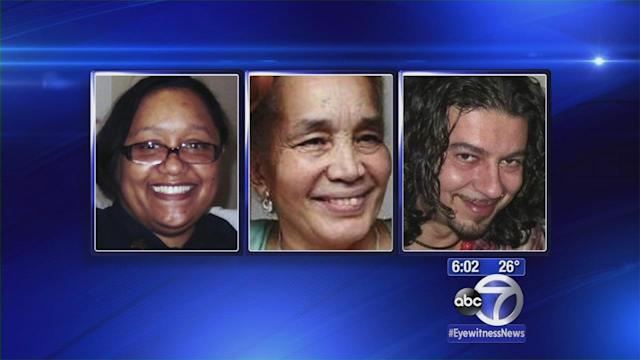 Who were the peole lost in the East Harlem explosion?