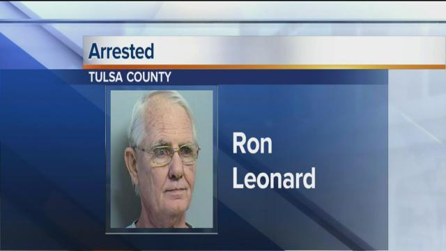 Tulsan Ron Leonard jailed for sexual abuse of a minor involving teen family member