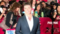 Simon Cowell Reveals He's 'Proud' To Be a Dad at One Direction Film Premiere