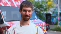 NYC Vendy Cup Finalist 2014: The Cinnamon Snail Food Truck