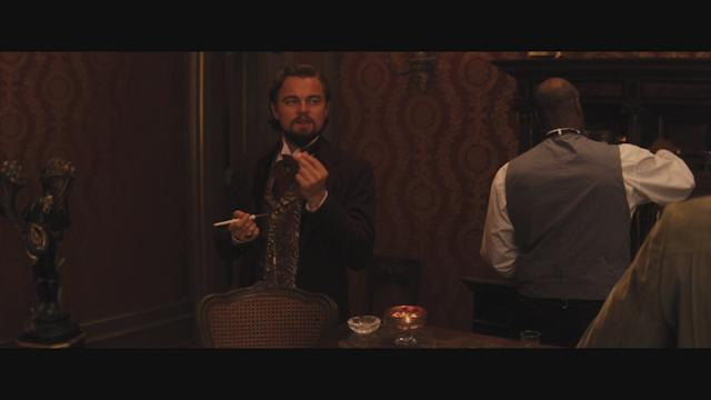 Django Unchained - Curious