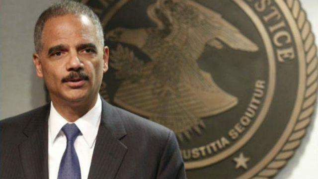 Is Eric Holder on his way out?