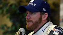 RADIO: Earnhardt Jr. on managing a busy life on and off the track