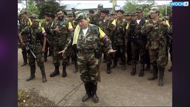After 50 Years Of War, Colombian Rebels Look To Politics