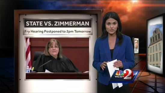 40 potential jurors begin 'group questioning' in George Zimmerman trial