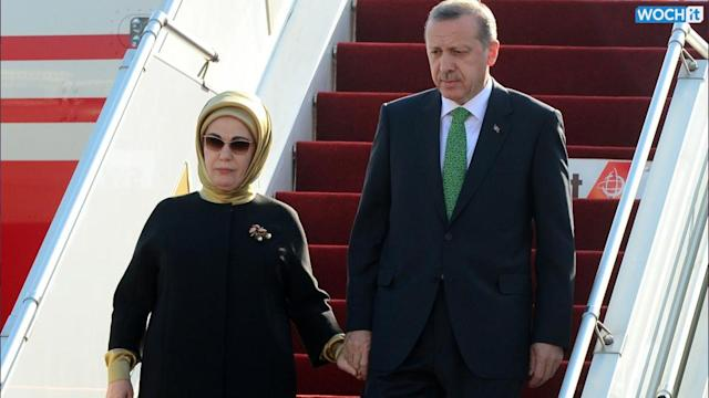 Turkey's President Says Women are not Equal to Men