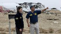 NTSB: 2 Asiana flight attendants ejected from plane