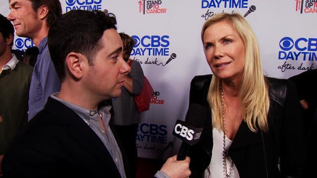 Stand Up to Cancer - Katherine Kelly Lang