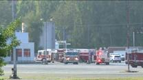 Toxic Scare From Old Saybrook Factory Fire