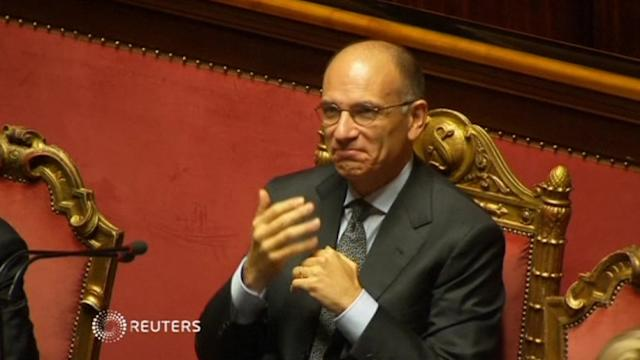 Italy plays out political drama