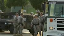 Missouri Governor Orders National Guard to Leave Ferguson