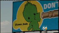 New 'Lawn Dude' Character Will Encourage Water Conservation