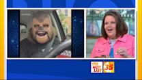 'Chewbacca Mom' Reacts to Viral Fame, and JoJo Fletcher Talks 'The Bachelorette'