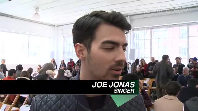 New Uncle Joe Jonas Talks About Niece Alena Rose