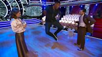 Behind the Scenes at 'Dancing With the Stars' With Lara Spencer and Michael Strahan