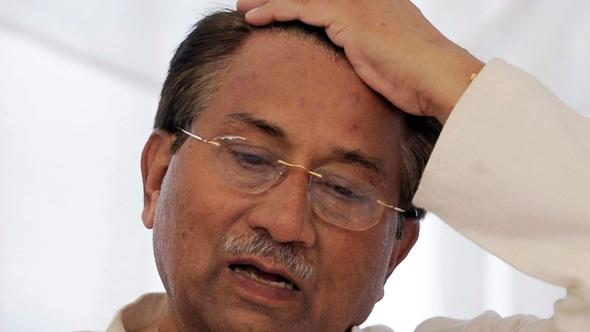 Musharraf escapes an assassination bid