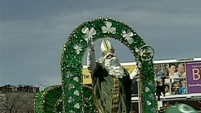 Southie Treated To 2 St. Pat's Parades