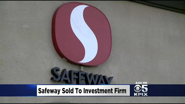 Safeway To Be Acquired By Albertsons Parent Company