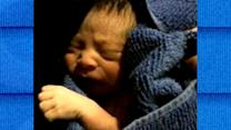 Church Members Offer to Adopt Newborn Left in Manger