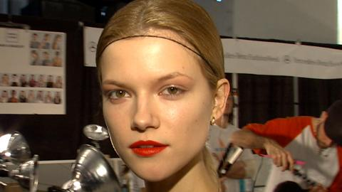 Rock a Bold Red Lip for Fall