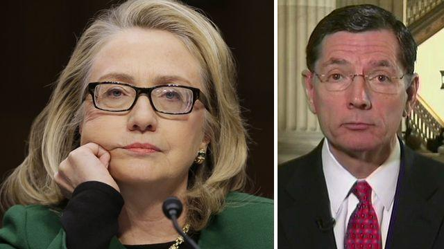 Sen. Barrasso: No terrorist brought to justice over Benghazi