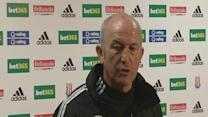Pulis targeting 40 points for survival
