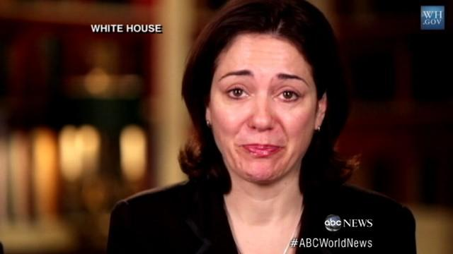 Newtown Mother Shares Personal Grief on Political Stage