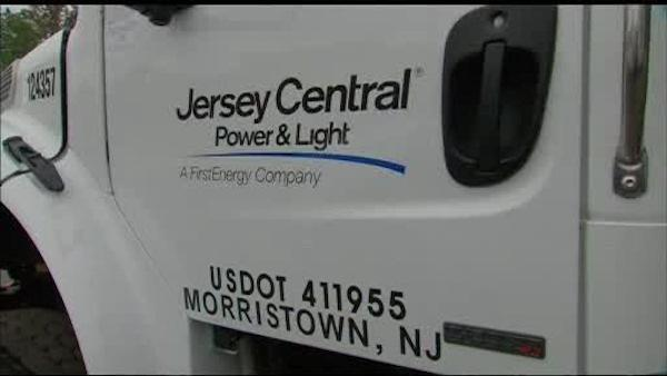 Sandy preparations begin at the Jersey shore