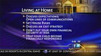 Millienials Living at Home with Parents