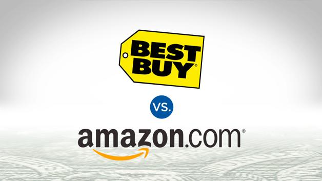 Best Buy vs. Amazon