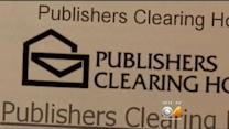 Scam Is Using The Publishers Clearing House Name