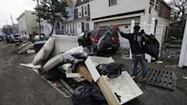 Thousands still without power after superstorm Sandy
