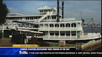 Famous floating restaurant now sinking in San Diego Bay