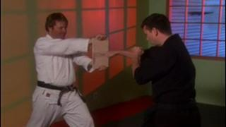 Scooby-Doo! And The Samurai Sword: Board Breaking Exercise