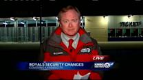 Royals to focus new security efforts on deliveries