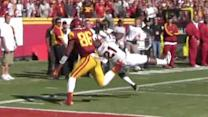 Chris Young USC interception