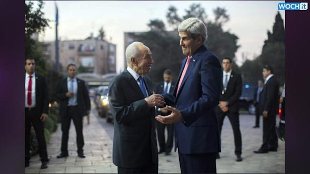 Kerry To Visit Middle East, Moldova And Attend NATO Talks