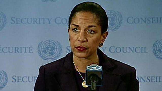 Susan Rice takes critics to task