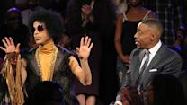 Please Don't Touch Prince's Hair
