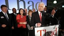 Cochran Wins Runoff, NY Race Too Close to Call