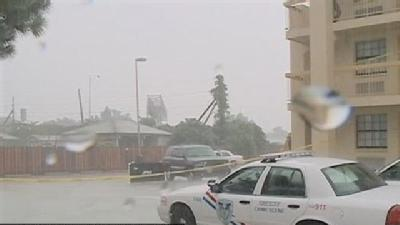 Two People Killed At Metairie Hotel