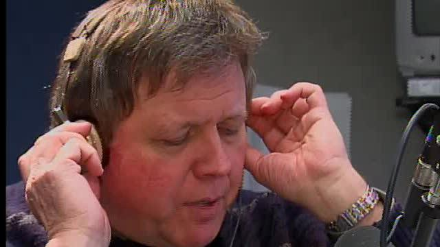 Chuck Collier, voice of WGAR, dies from massive heart attack