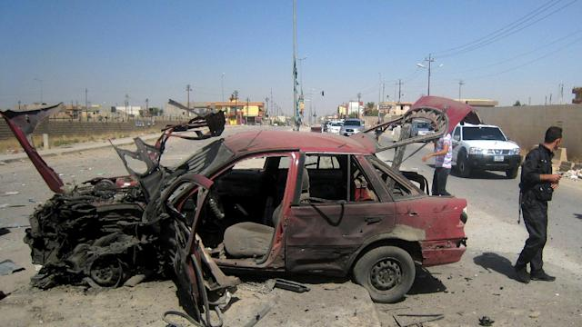 UN Warns Iraq Of 'chaos' If No Political Progress