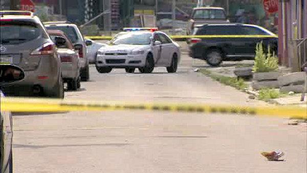 Pregnant woman, 2 others wounded in North Philadelphia shooting